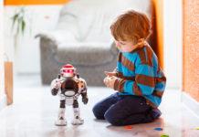Programowanie przez zabawę - zbuduj z dzieckiem pierwszego robota!