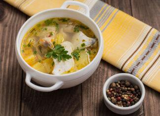 Poznaj sekret aromatycznej zupy rybnej ze śmietaną